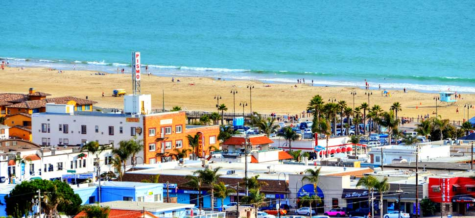 Hotels In Pismo Beach Ca Area